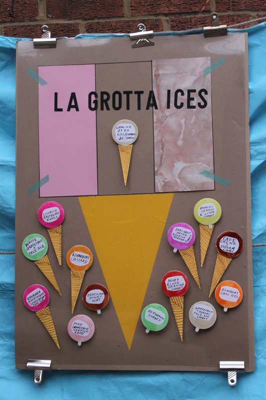 Interview with Kitty Travers, La Grotta Ices