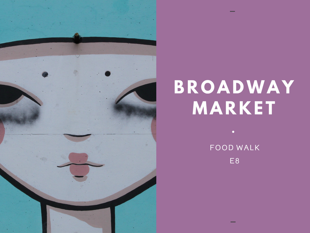 BROADWAY MKT FOOD WALK