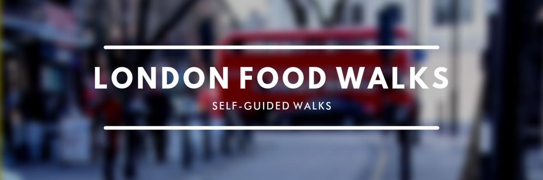 London food walks and guides
