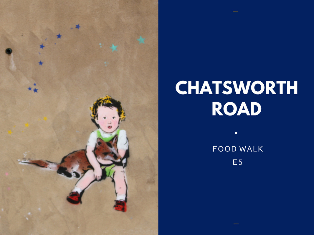 CHATSWORTH FOOD WALK