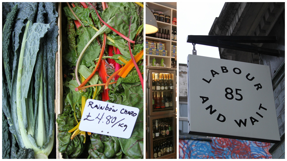 SHOREDITCH FOOD WALK