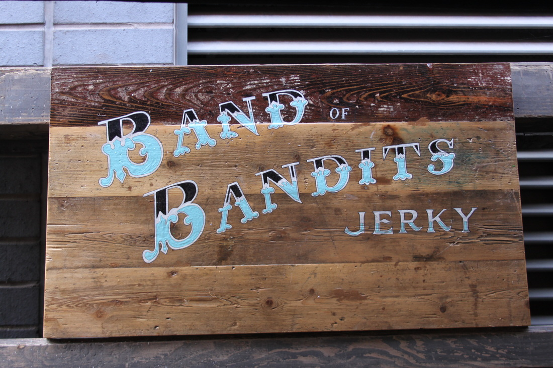BAND OF BANDITS JERKY