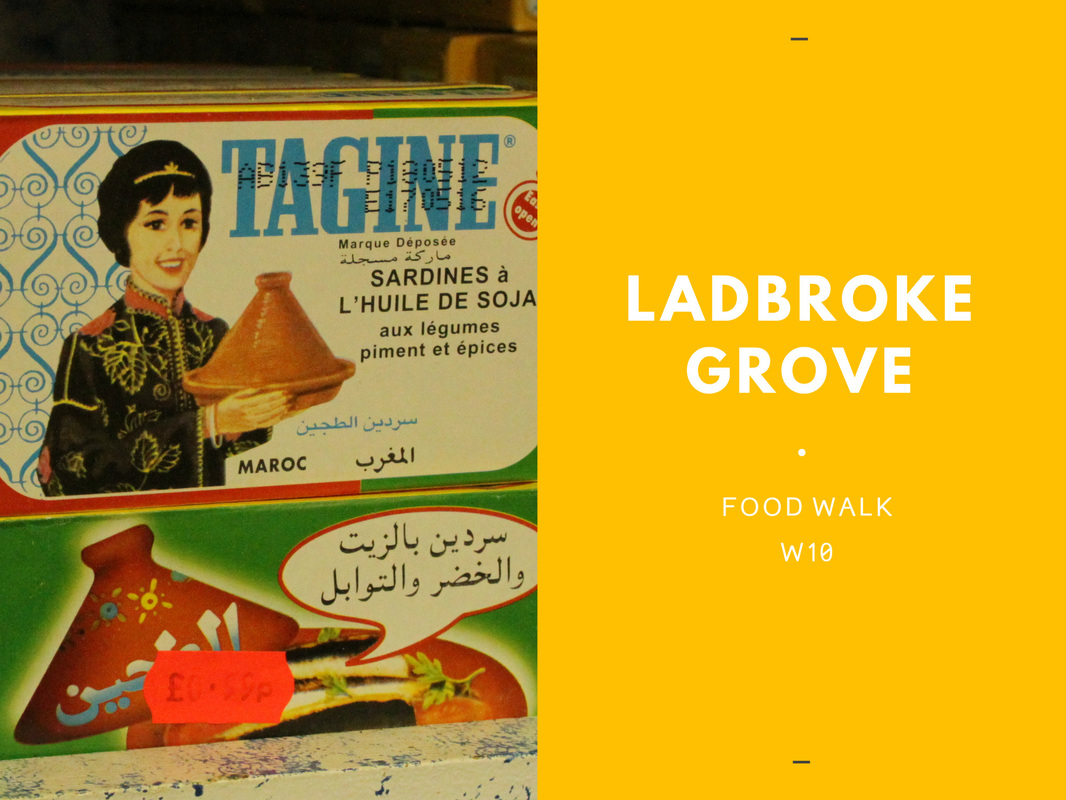 LADBROKE GROVE FOOD WALK