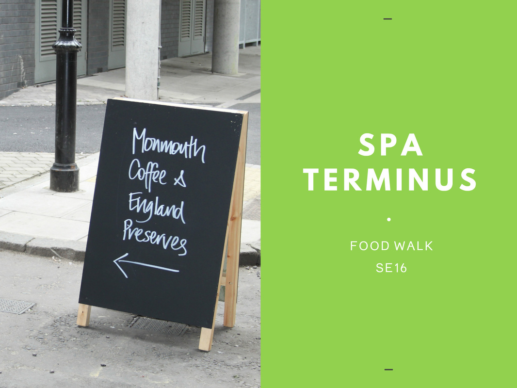 SPA TERMINUS FOOD WALK